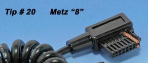 Tip # 20 Metz 8 (contact)